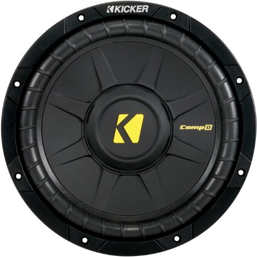Kicker 40Cwd102 Compd Series 10 Inch Subwoofer Dual 2 Ohm