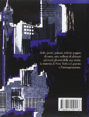Libro new york una finestra senza tende con dvd di for Finestra new york