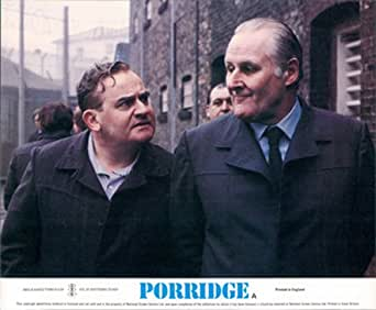 PORRIDGE RONNIE BARKER PETER VAUGHAN LOBBY CARD at Amazon's