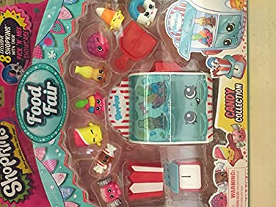 Shopkins Themed Candy Collection from Moose Toys