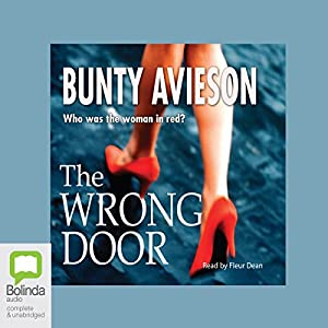 The Wrong Door Audiobook