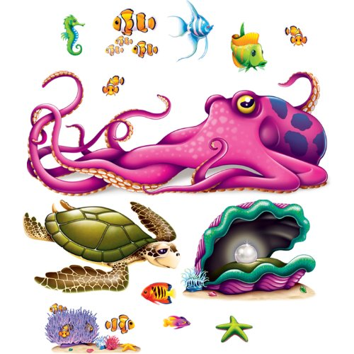 Sea Creature Props [Toy]