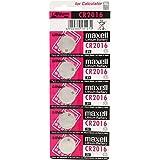 マクセル(maxell)リチウムコイン電池 CR2016(5個組)