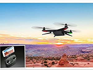 XIRO Xplorer Professional Quadcopter (V Version) with Remote Transmitter, Gimbal and 1080P HD Video Camera