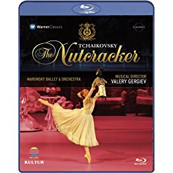 The Nutcracker [Blu-ray] - Mariinsky Ballet