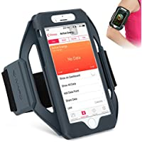 iVAPO iPhone 6s Armband, Silicone 4.7 Inch Gym Sport Running