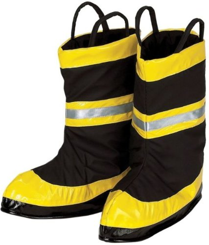 WMU Fire Chief Boots Medium