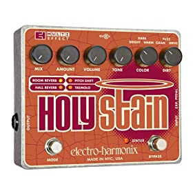 Electro-Harmonix Holy Stain Mutli-Effects Pedal