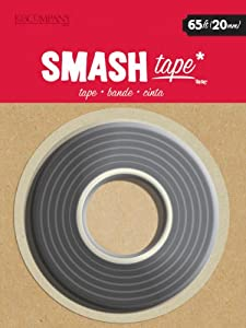 K&CompanySmash Tape, Black Dots