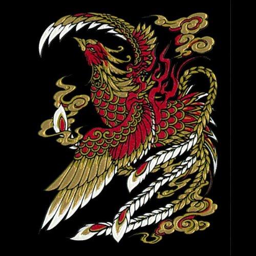 彩蒔絵本舗 守護神獣絵巻 朱雀 SHINJU-02