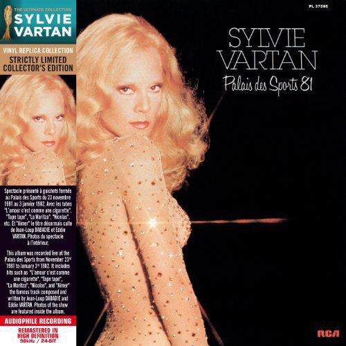 CD : Sylvie Vartan - Palais Des Sports 81 (Limited Edition, Remastered, Collector\'s Edition, Mini LP Sleeve, 2 Disc)