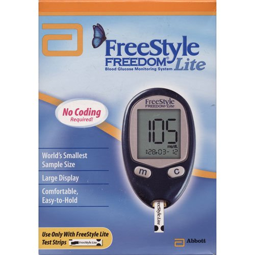 FREESTYLE FREEDOM LITE METER 1 EACH