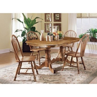 Luxury Cochrane Set Thresher us Too Double Pedestal Dining Table in