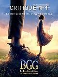 Critique N°1: Le Bon Gros Géant (Critique Cinématographique)