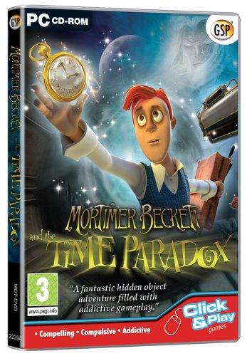 Mortimer Beckett and the Time Paradox (PC CD) [Edizione: Regno Unito]