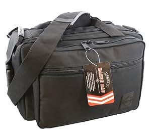 Roma Safeguard Deluxe Padded Tactical Lockable Range Bag + Bonus Pistol Case