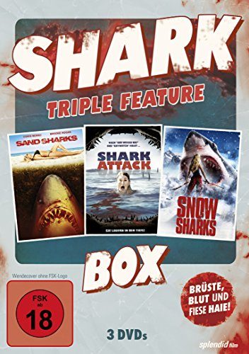 Shark Triple Feature Box [3 DVDs]