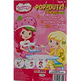 Pop Outs Take N Play Grab Bag! Mini Set~ Strawberry Shortcake ~ Coloring Activity Boards ~ Markers ~ Stickers
