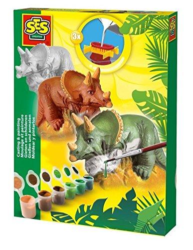 ses-01284-triceratopi-stampare-col-gesso-e-colorare