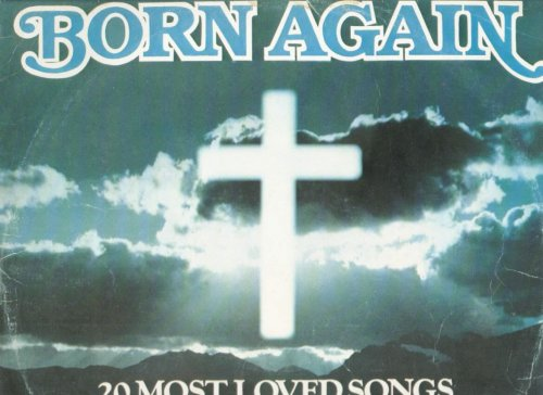 [LP Record] Born Again - 20 Most Loved Songs of Faith & Inspiration by Various Artist