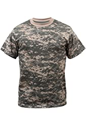 Kids Army Digital Camo T-shirt