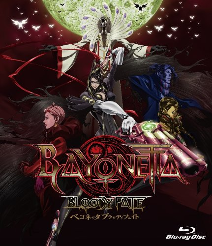 BAYONETTA Bloody Fate 通常版[Blu-ray]