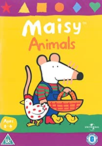 Maisy: Animal Stories [DVD]