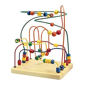 Anatex Mini Rollercoaster Bead Maze