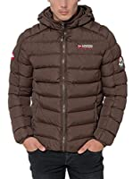 Geographical Norway Chaqueta Guateada Celecte (Marrón)