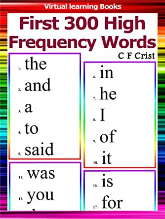 Sight Words List - Learn to Read Flashcards Games on the ...