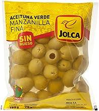 Jolca Aceitunas Manzanilla Verdes Sin Hueso - 180 g