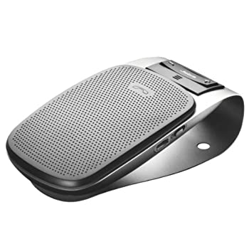 The easiest in-car speakerphone on the market to-date, the Jabra DRIVE has style and is both easy-to-use and intuitive. It can connect to two mobile devices at a time and requires no setup, allowing drivers and passengers to stay in touch with family...