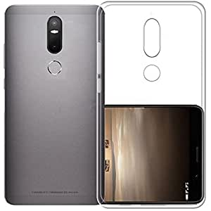 """Case Creation (TM) Ultra Thin Perfect Fitting Premium Imported High quality 0.3mm Crystal Clear Totu Silicone Transparent Full Flexible Soft Corner protection Cover Guard with TPU Slim Back Case Back Cover For Lenovo Phab 2 Plus / Lenovo Phab 2 Plus + / Lenovo Phab 2+ 6.4"""" inch"""