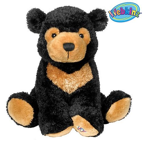 Webkinz Sun Bear July 2011 Release...SOLD OUT
