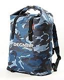 デグナー(DEGNER) マルチレインバッグ ポリエステル・PVC 50x34x18cm 30L マリンカモ NB-12 …
