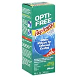 Opti-Free RepleniSH Disinfecting Solution, Multi-Purpose, 10 oz.