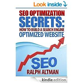 SEO Optimization Secrets: How to Build a Search Engine Optimized Website