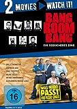 2Movies - Bang Boom Bang / Was nicht passt, wird p (DVD) (FSK 16)