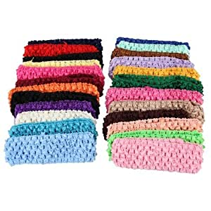 Crochet Hair Amazon : beauty hair care hair accessories headbands