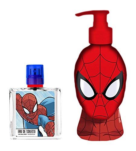 spiderman-coffret-sac-pour-enfant-eau-de-toilette-50-ml-gel-douche-3d-250-ml
