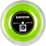 Gamma Sports Moto 17g Tennis String Reel, 660', Lime, 660'/Lime