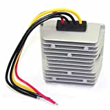 JahyShow® US Power 36V to 12V 10A 120W Golf Cart Voltage Reducer Converter Waterproof