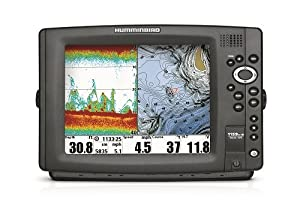 HUMMINBIRD 1159ci HD 10.4 Combo GPS Sonar, MFG# 409200-1, 10.4 color LCD, 600Vx800H,... by Humminbird