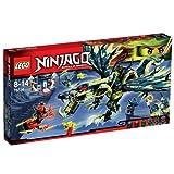 輸入レゴニンジャゴー LEGO Ninjago 70736 Attack of the Morro Dragon - Masters of Spinjitzu 2015 [並行輸入品]