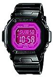 Baby-G Casio Ladies Digital Watch BG-5601-1ER with Resin Strap