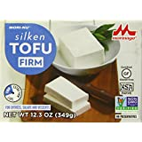 Mori-Nu Tofu, Extra Firm, Blue, 12.3 Ounce (Pack of 12)