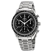 Omega Speedmaster Racing Automatic Chronograph Black Dial Stainless Steel Mens Watch 326.30.40.50.01.001 by Omega