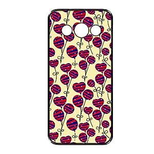 Vibhar printed case back cover for Samsung Galaxy J1 BlueRedMany