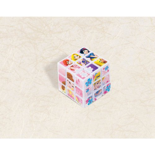 Disney Princess Puzzle Cube, Mini - 1