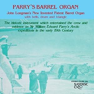 Parry's Barrel Organ